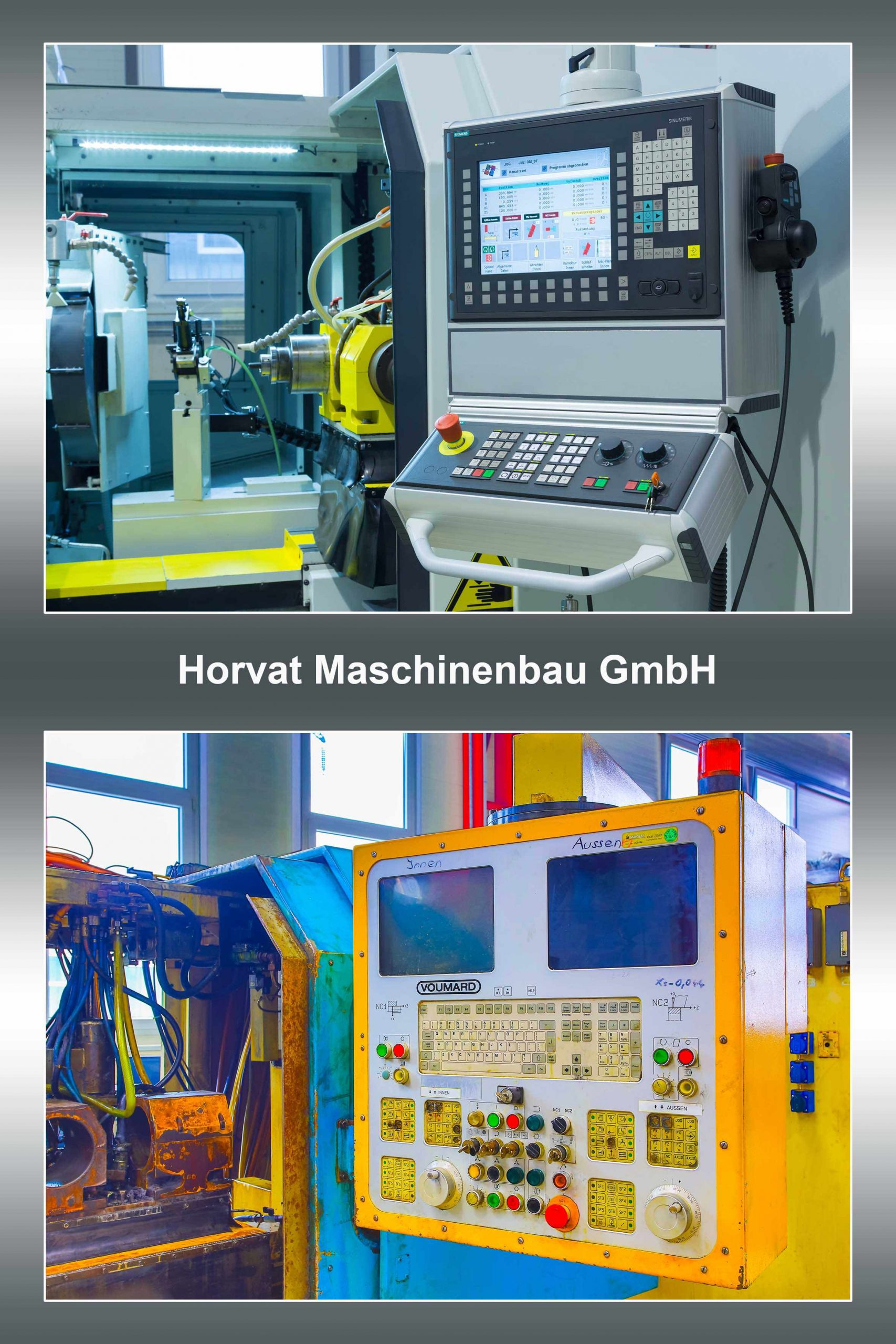 Horvat Maschinenbau Retrofit